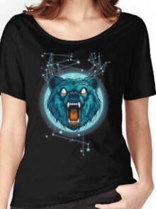 Galaxy Bear Women's Relaxed Fit T-Shirt