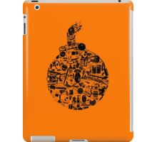 things that go... BOOM!!! iPad Case/Skin