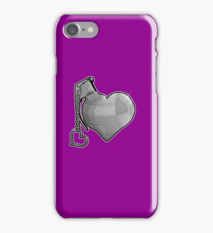 Ironclad Love iPhone Case/Skin