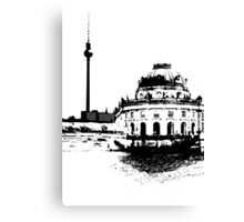 Bode Museum Berlin Canvas Print