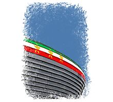 Juventus Stadium Photographic Print