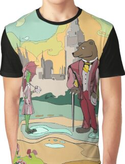 Meeting in London Graphic T-Shirt