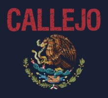 Callejo Surname Mexican Kids Clothes