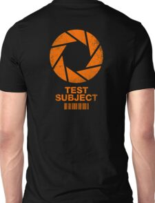 Test Subject -orange- T-Shirt