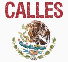 Calles Surname Mexican Kids Clothes