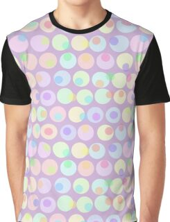 Pastel Abstracts 1 Graphic T-Shirt