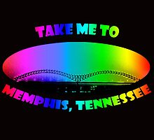 Take Me to Memphis, Tennessee by Barry  Jones