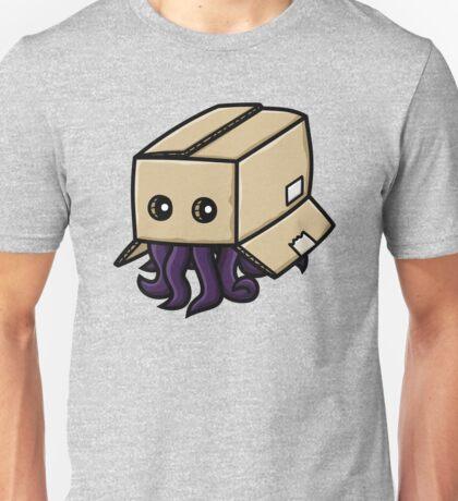 Cardboard Spook Unisex T-Shirt
