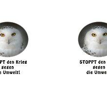 Schnell-Eulen Umweltschützer by Thomas F. Gehrke