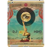 Music! Session Infinite iPad Case/Skin