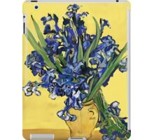 Vincent's Irises iPad Case/Skin