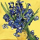 Vincent's Irises by saleire
