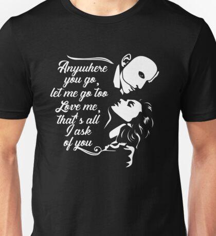 Love me... Unisex T-Shirt