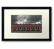 Prokurative Square Framed Print