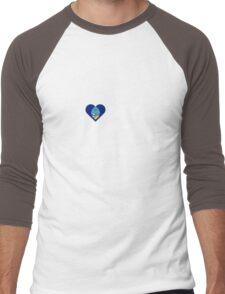 I Love My Hot Guamanian Husband Men's Baseball ¾ T-Shirt