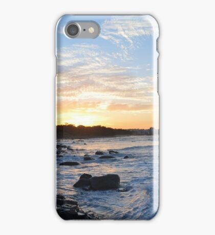 windy shore. iPhone Case/Skin