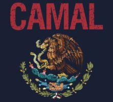 Camal Surname Mexican Kids Clothes
