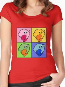 Videogames Women's Fitted Scoop T-Shirt