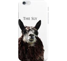 The Sly iPhone Case/Skin