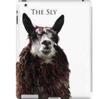 The Sly iPad Case/Skin