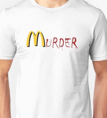 McMurder Unisex T-Shirt