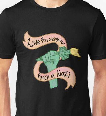 Love and Power Unisex T-Shirt