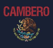Cambero Surname Mexican Kids Clothes