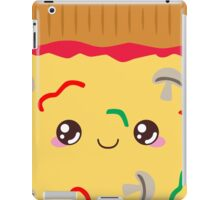 Veggie Pizza iPad Case/Skin