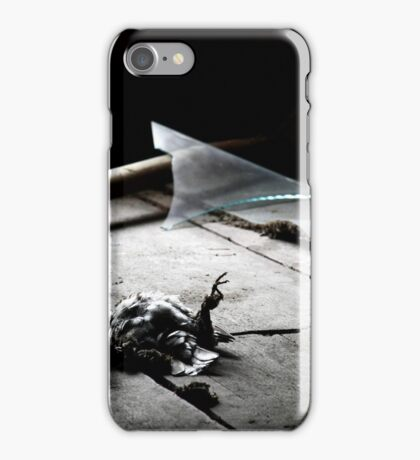 5.11.2014: Dead Bird II iPhone Case/Skin