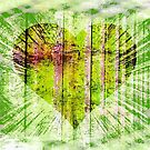 Abstract Heart Mix. by Forfarlass