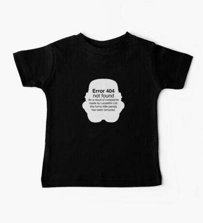Error 404 Baby Tee