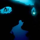 Cathedral at Pescador Island by Henry Jager