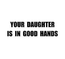 Daughter Good Hands by TheBestStore