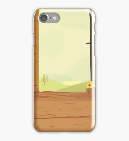 window (daytime) iPhone Case/Skin
