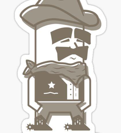 Chief Keith Sticker
