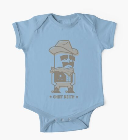 Chief Keith One Piece - Short Sleeve
