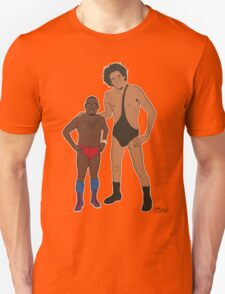 Eric Andre the Giant Unisex T-Shirt