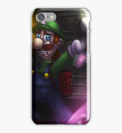 Luigi's Mansion iPhone Case/Skin