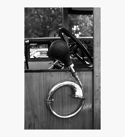 Horn Photographic Print