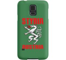 STYRIA, AUSTRIA Samsung Galaxy Case/Skin