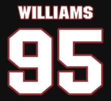 NFL Player Kyle Williams ninetyfive 95 by imsport