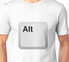 Keyboard Alt Key Unisex T-Shirt