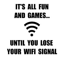 Lose Your WiFi by TheBestStore