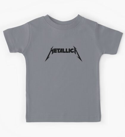 metallica Kids Tee