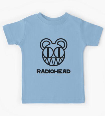 radiohead 2 Kids Tee