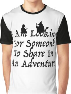 A Most Interesting Adventure Graphic T-Shirt