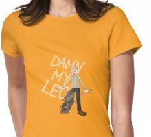 DAMN MY CATS Womens Fitted T-Shirt