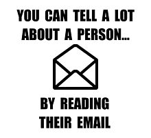 Read Their Email by TheBestStore