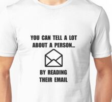 Read Their Email Unisex T-Shirt