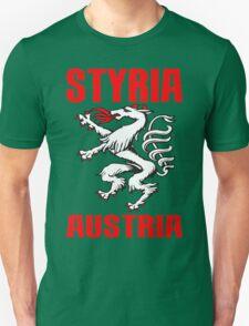 STYRIA, AUSTRIA T-Shirt